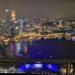 【旅日記】2019.03 シンガポール②マリーナベイサンズの夜景と日の出